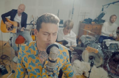 Douwe Bob – Jacob's Song